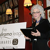 Jano Herbosch- President of The Drama League