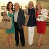 Jean Shafiroff; Pat Lutri; Kathlean de Monchy; Sharon Bush
