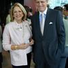 Daisy Soros &  Karlheinz Muhr -Managing Director of Credit Suisse