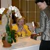 Author-Linda Fairstein--