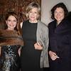 Jean Shafiroff, Diane Sawyer, Diana Taylor-