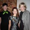 Amy Fine Collins, Jean Shafiroff, Diane Sawyer