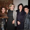 Jean Shafiroff, Diane Sawyer, Diana Taylor, Ana Oliveira-