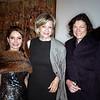 Jean Shafiroff, Diane Sawyer, Diana Taylor