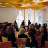 talk and dine-
