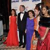 Jean Shafiroff; HRH Crown Prince Alexander II and Princess Katherine of Serbia; Lucia Hwong Gordon; Amelia Ogunles