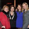 Catherine Saxton, HRH Crown Princess Katherine of Serbia, Jean Shafiroff, Yaz Henandez