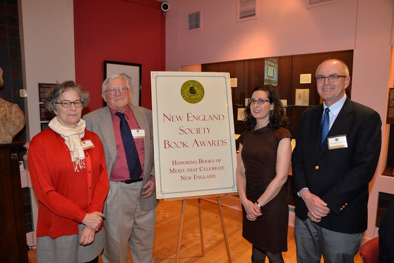 DSC_75-Wendy Wolf, Peter Miller, Daphne Kalotay, Nathaniel Philbrick