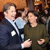 DSC_2402-Paul Austin, Veronique Gabai-Pinsky, Global Brand President of The Estée Lauder