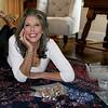 Joan hornig on floor with jewelry