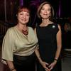 0010-Komen South Florida Executive Director Dayve Gabbard, left, with Development Director Marilyn Opas