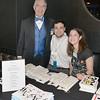 AWA_2416 Dr Robert L Houck, Andreas Argeros, Allison Kelley
