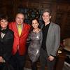 AWA_7692 Beverly Camhe, Hunt Slonem, Wendy Diamond, Peter Twyman