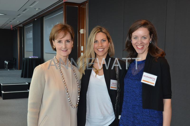 Kate Kelly Smith, Olivia Erwin Rosenthal, Elizabeth Pyne