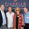 A_17 Freddie Gershon, Trevoe Hardwick, Myrna Gershon, Stephen Flaherty