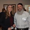 AWP_3284 Dr Jessica Galgano, Rabbi Yitzchak Schwartz