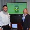AWP_3265 Rabbi Yitzchak Schwartz, Roberta Lowenstein