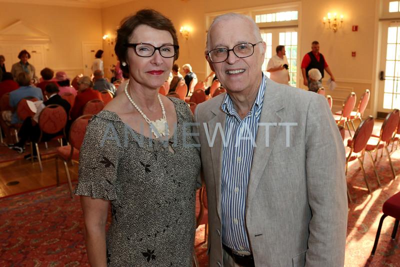 IMG_0041 JoAnn Engelhardt, Dr George Elder