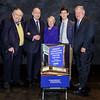 DP10586 Philip Smith, Michael Sovern, Chancellor Carmen Farin¦âa, Alex Sharp, Robert Wankel