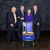 DP10612 Philip Smith, Michael Sovern, Chancellor Carmen Farin¦âa, Robert Wankel