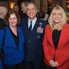 AWA_1182 Barbara Martin, Major General Frederick H  Martin, Margo Catsimatidis