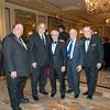 AWA_0017 John Catsimatidis,, George Venizalos, Colonel Jack Jacobs, Edward Mamet, Marvin Scott