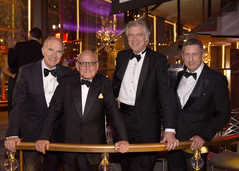 anniewatt_37048-Bruce Boucher, Robert Stern, Thomas Kligerman, James Sanders
