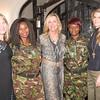 A_1409 Mary Judelson, Leitah Mkhabela, Katherine Howell, Nkateko Mzimba, Krista Krieger