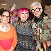 ASC_945 Bryna Pomp, Dame Zandra Rhodes, Iris Apfel
