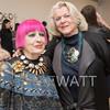 ASC_6645 Dame Zandra Rhodes, Sylvia Gottwald