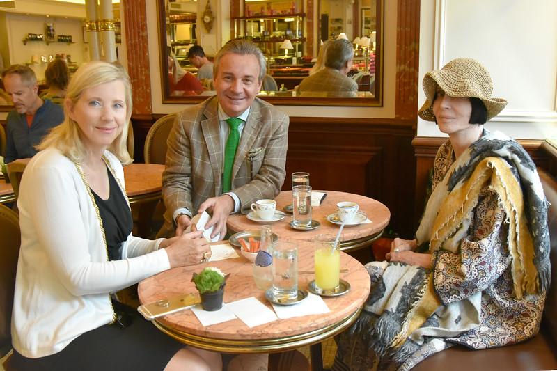 AWA_5740 Dorothea de La Houssye, Franck Laverdin, Mary McFadden