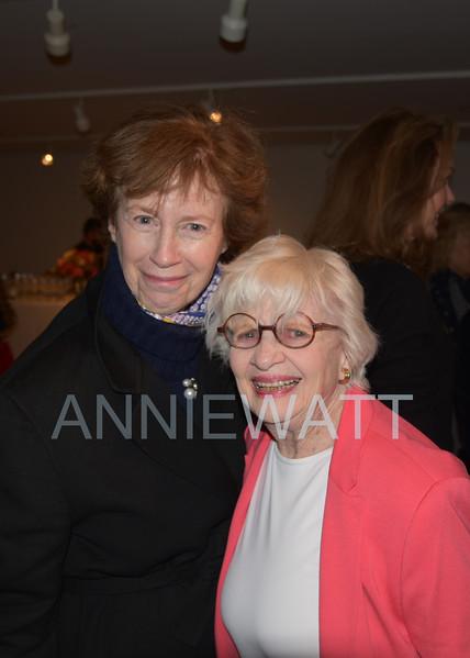AWA_8338 Wendy Goodman, Patricia Bosworth