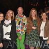 AWA_5438 Amy Adler, Beth Greenberg, Auctioneer Michael Green, Roxanne Donovan, Jill Braufman