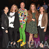AWA_5435 Amy Adler, Beth Greenberg, Auctioneer Michael Green, Roxanne Donovan, Jill Braufman