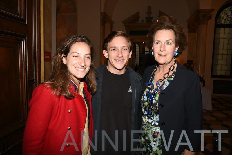 AWA_8502 Louise Malle, Lucian Malle, Nathalie Brunel