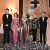 _Jillian Fuller, HRH Crown Prince Leka II of the Albanians, Princess Elia of the Albanians, Mrs  John Dorrance III, Heide Canellopoulos, Count de Gontaut-Biron, Princess Antonella of Orleans Bourbon