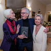 _APL1580 Carmen Dell'Orefice, Robert Lacey, Lady Jane Rayne Lacey