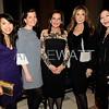 B3W0367 Wendy Sy, Sibylle Eschapasse, Sylvia Hemingway, Cheri Kaufman, Jane Scher