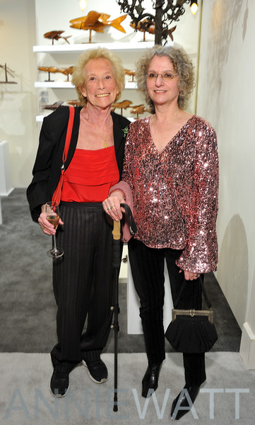 NY: The Winter Antiques Show Opening Night Party