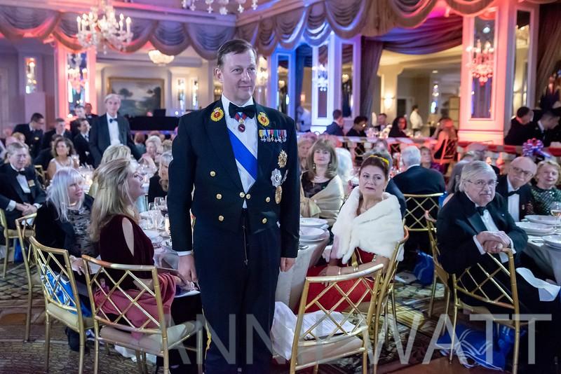 anniewatt_73920-HE Cavaliere Philip Bonn, HRH Princess Owanu Salazar Of Hawaii