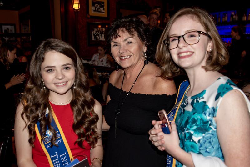 DSC_2371 Audrey Burgoon, Diane Karr, Alise Work