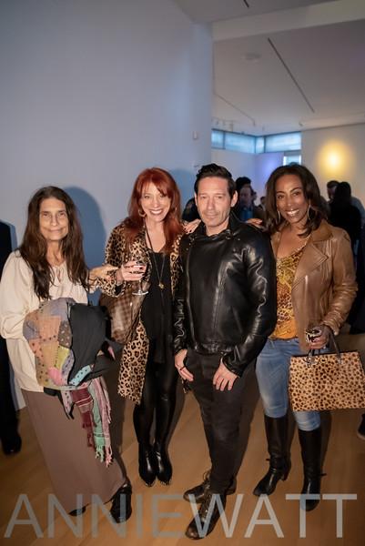 AWA_0330 Susan Ortega, Norena Barbella, Adam Nelson, Malou Beauvoir