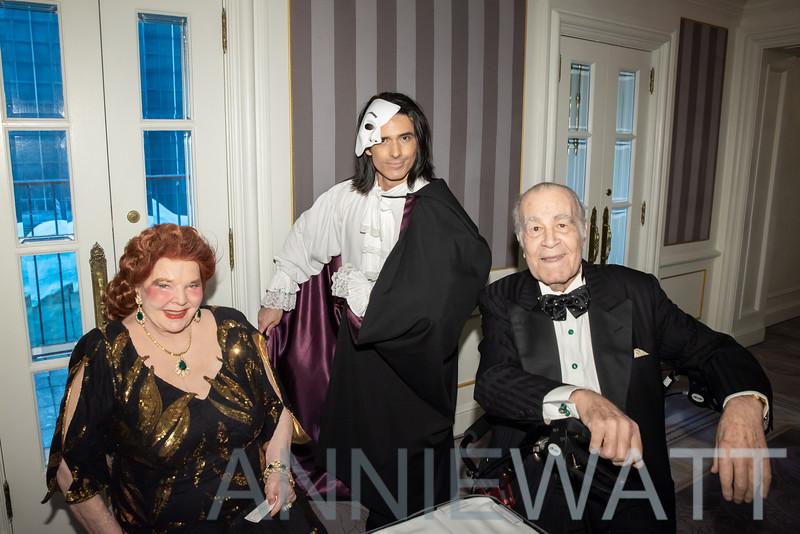 AWA_0497 Baroness Gabriella von Langendorff, The Phantom, Shiek Abdula Thuraya
