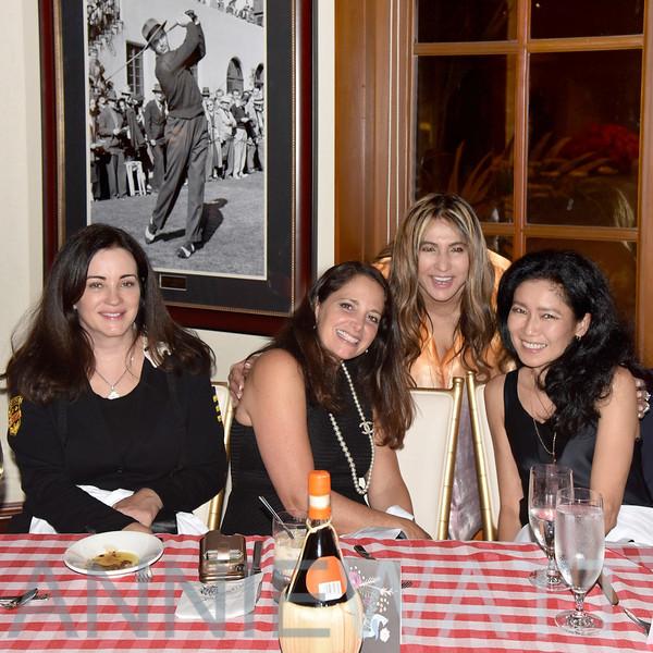 Z_5 Monique de Wolf, Marjorie Keegan, Meera Gandhi, Jane Greaves