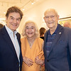 AB_8299 Dr  Mehmet Oz, Bea Cayzer, Bill Richards