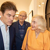 AB_8289 Dr  Mehmet Oz, Bea Cayzer, Bill Richards