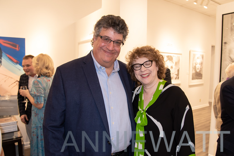 AWA_7693 Bob Berg, Jill Krutick