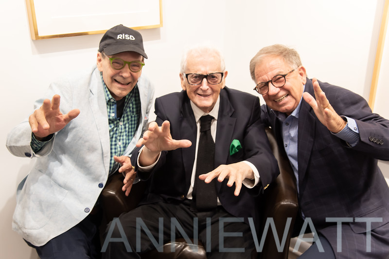 AWA_8004 Bruce Helander, Harry Benson, Kim Sargent