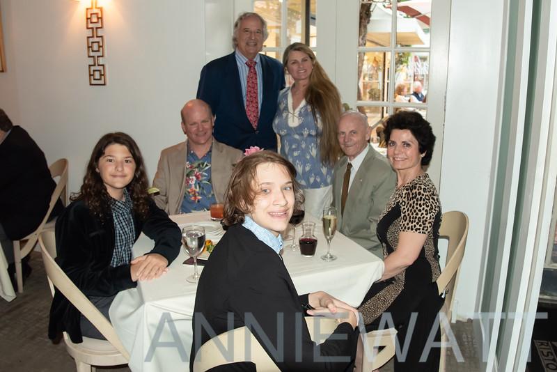 AWA_104 Stewart F  Lane, Bonnie Comley, Lenny Lane, Frankie Lane, Cliff Washer, James F  Comley  Carol Washer