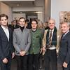 BSC_04724 Christophe Caron, Mathieu-Francois Spannagel, Edgar Batista, _____, Franck Laverdin